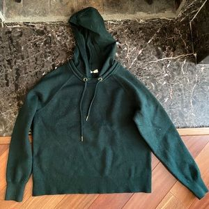 5/$25 Forest Green Moth by Anthropologie Sweater